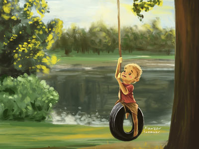 Joy illustration
