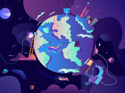 世界清洁地球日