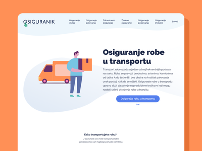 Insurance ecommerce • Product page web product page ecommerce insurance