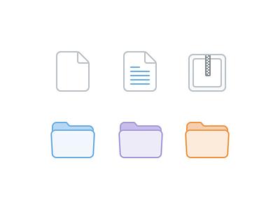 File Icons folder icons file icons folder icons app icon vector ui logo design web