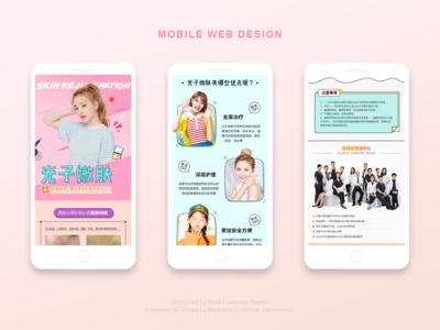 plastic surgeon website web design beauty industry mobile web design plastic surgeon website