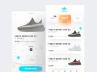 Adidas Yeezy Store