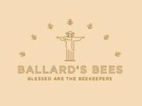 Ballard's Bee's Logo