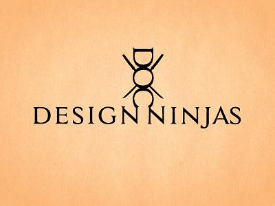 Design Ninjas type texture paper black roman type