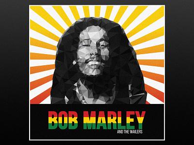 Marley reggae cover art music