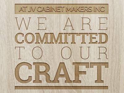 Cabinet Homepage CTA Design mockup