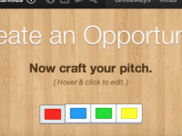 Craft Your Pitch