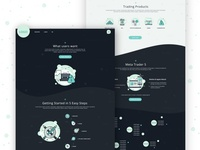 Landing Page | Daily UI Challenge