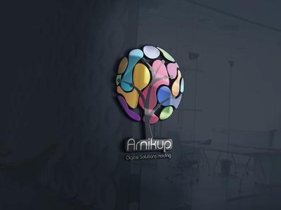 Arnikup logo design
