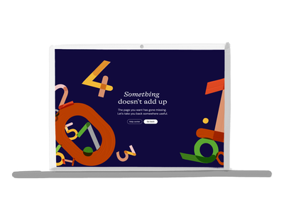 Peakon 404 product illustration illustration productdesign product page 404 page 404 peakon