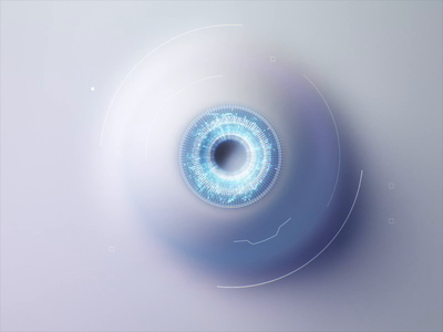 Milkinside brand visual website graphicdesign design eye catching motion aep 3d animation illustration cgi eyeball