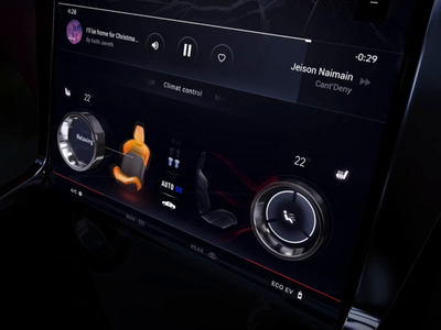 Automotive Knob controls