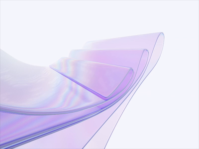 Plastic art render artificial intelligence sfx minimal simple clean purple artwork redshift render materials texture artistic art direction artist art illustration c4d 3d animation motion