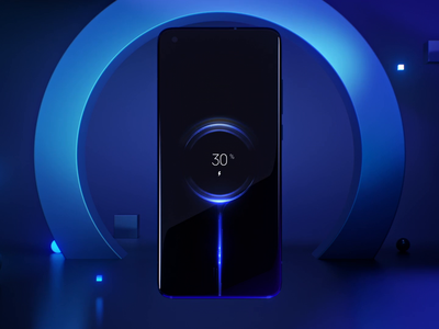 Xiaomi turbo charging design charge android round circle aftereffects animation 3d visual design visual os operating system mobile brand xiaomi turbo loader animation loading cgi chardgin motion