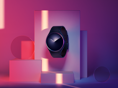 Watch OS design ui device idenity branding illustration watch app watch ui os simple design style clock face watchface simple watches milk milkinside watchos