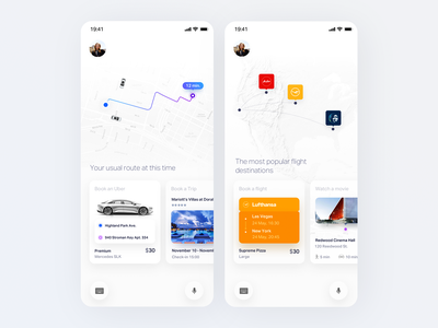 Home page suggestions simple premium lucid rideshare uber info homepage watch movie travel yellow suggestion suggest recommendation recommend suggestions ticket page design home page