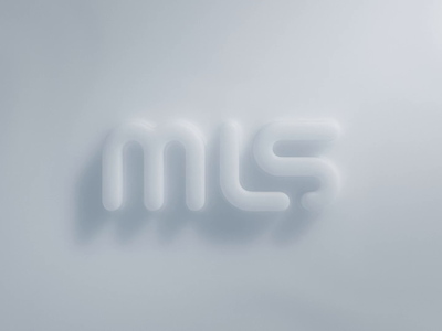 MLS solutions motion graphics landing typography typeface logo brand branding background c4d simplicity white alive organic simple clean nature flued animation motion motion graphics graphic design