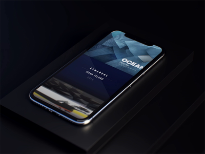 Simple music player iot smarthome sonos voice nlp sound wave play ios branding motion graphics graphic design illustration 3d animation motion ui player music