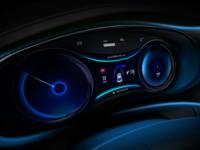 Cluster design process for Fantasy Automotive product concept