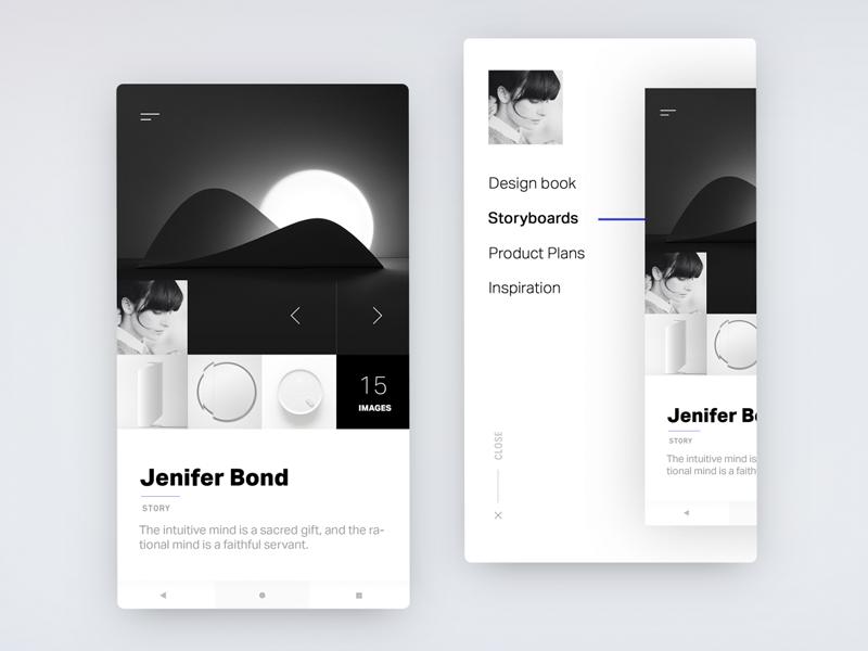 Profile For Product Design Exploration By Gleb Kuznetsov