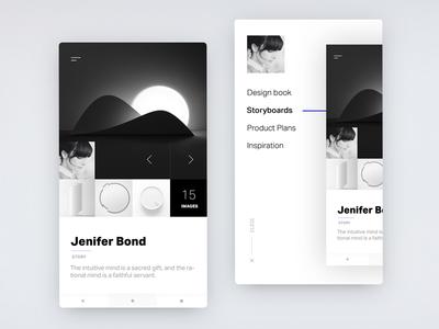 Profile for product design exploration