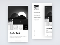 Profile for product design exploration
