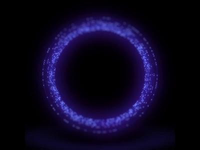 Trapcode form visuals