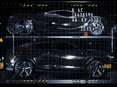 CGI Branding for automotive art graphic art brand branding agency design automotive c4d 3d illustration animation motion branding cgi