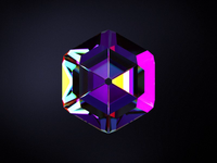 Diamond visual experiment