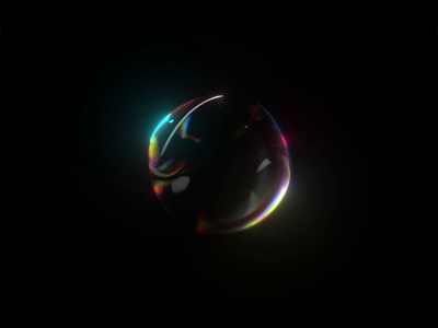 liquid AI visual round sphere circle motion design air automotive illustration aep c4d 3d ux ui animation artificial intelligence artificialintelligence ai motion