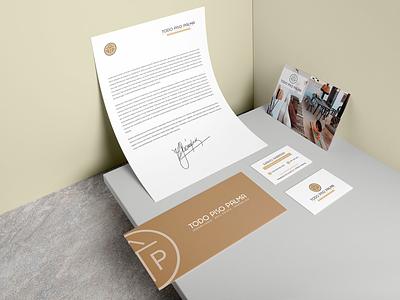 TodoPisoPalma real estate identity inmobilien brand corporate identity real estate