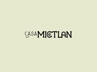 Casa Mictlan Logo