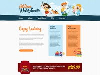 Childrens Worksheets