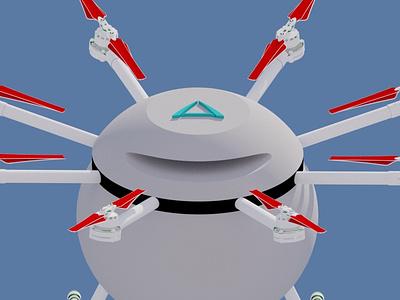 Drone design industrialdesign