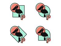 Pelican Post Logos