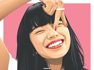Smile!!! smile happy design illustration vector artwork vecor