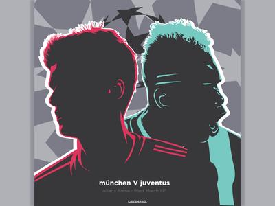 Bayern Munchen vs Juventus