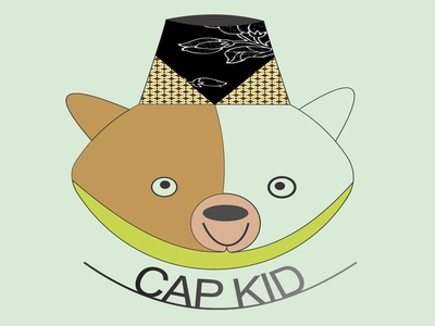 Kid indonesia cap