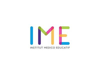 IME logo logo ime design