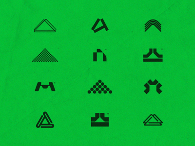 A.M.I.S symbols symbols monogram branding brand logotype design identity concept logo typography type