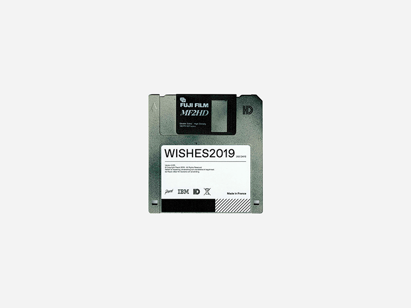 wishes2019 creative concept 2019 wishes typography type