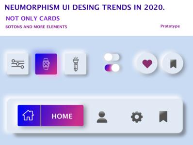 Trends 2020 UI design