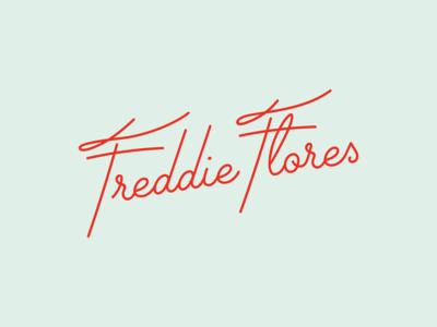 Freddie Flores Logo