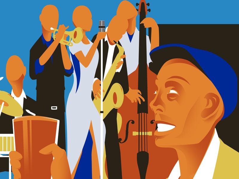 Coffee House Combo Cafe Poster poster art illustration digital art