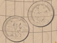 Spirit Of Detroit Seal Detail