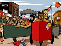 Hamtramck Labor Day Fest Poster Excerpt