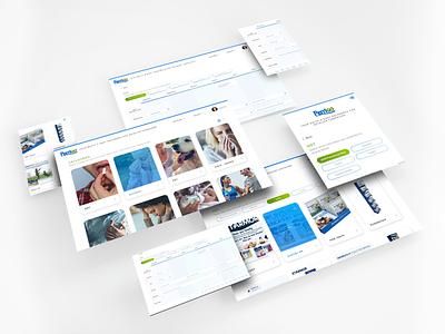 Asset Management App Design business design app design ux design library ui