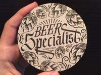 beer specialist seal