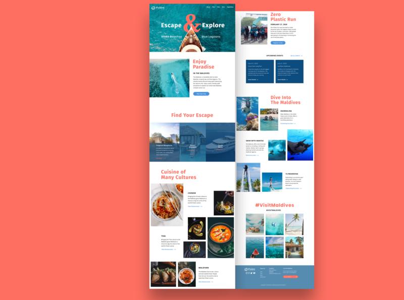 Destination Website Design