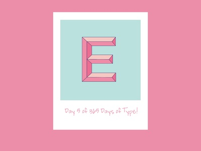 Day 5 of 365 Days of Type!
